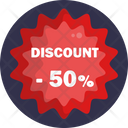 Discount Tag Offer Tag Sale Tag Icon