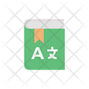 Dictionary Book Translation Icon