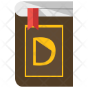 Dictionary Diary Icon