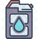 Diesel Fuel Gasoline Icon