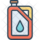 Diesel Fuel Gasoline Icon