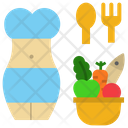 Diet Healthy Weight Icon