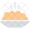 Diet Food Hot Food Icon
