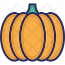 Diet Giant Pumpkin Halloween Pumpkin Icon