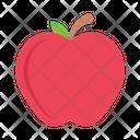 Apple Fruit Diet Icon