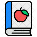 Diet Education Diet Book Health Education Icon