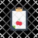 Foodchart Diet Plan Icon