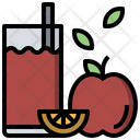 Diet Food Vegan Icon