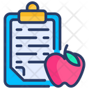 Diet Food Healthy Icon