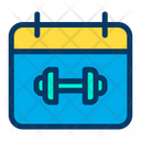 Time Schedule Diet Schedule Icon