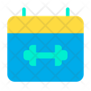 Diet Schedule Icon