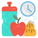 Gym Sports Dumbbell Icon