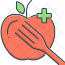 Dietary Food Healthy Nutritious Icon