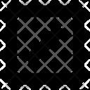 Ignored Diff Document Icon