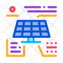 Different Actions Solar Icon