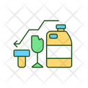 Different Types Of Waste Icon