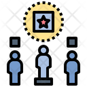 Differentiation Icon