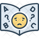 Difficulty Problems Trouble Icon