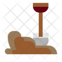 Dig Ground Soil Icon