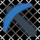 Dig Axe Icon