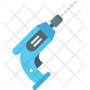 Dig Machine Drill Drill Machine Icon