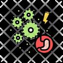 Digestion Infection Infection Digestion Icon