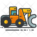 Digger truck Icon