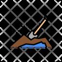 Shovel Dig Hole Icon