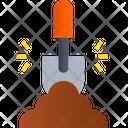 Digging Dig Shovel Icon