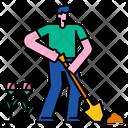 Shovel Work Spade Icon