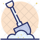 Digging Shovel Icon