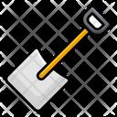 Digging Shovel Icon