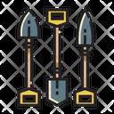Digging Spade Spades Shovel Icon