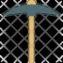 Digging Tool Mason Tool Mining Tool Icon