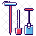 Digging Tools Icon