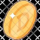 Digibyte Digital Money Bitcoin Technology Icon