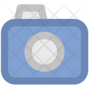 Digital Camera Photo Icon