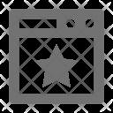 Digital Marketing Ribbon Icon