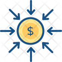 Digital Internet Money Icon