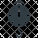 Digital Scale Crane Icon
