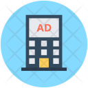 Digital Marketing Advertisement Icon