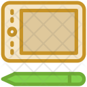 Digital Art Board Icon