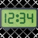 Digital Radio Alarm Icon