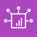Digital Marketing Statistics Icon