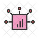 Digital Marketing Statistics Icon