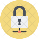 Digital Security Network Icon