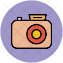 Digital Camera Photography Icon