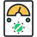 Digital Meter Electric Icon