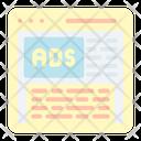 Digital Ads Online Advertise Online Ads Icon