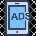 Seo Web Smartphone Icon